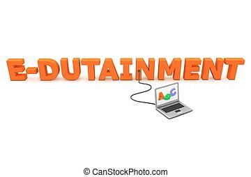 Wired to Edutainment
