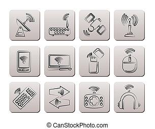 Wireless and communication