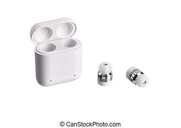 wireless bluetooth earbuds - wireless cordless bluetooth...