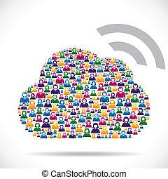 wireless cloud computing