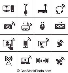 Wireless & Communication icon