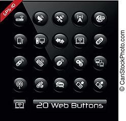 Wireless Communications Icons