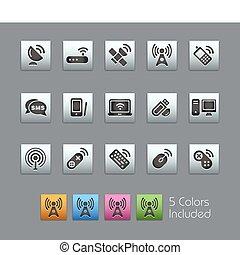 Wireless & Communications/ SatinBox
