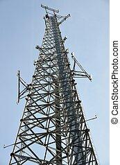 Wireless Communications Tower