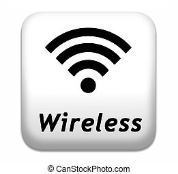 wireless connection - wireless wifi access area and free...