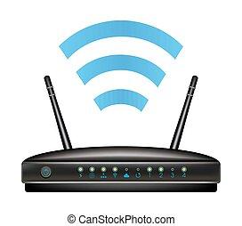 wireless ethernet modem router