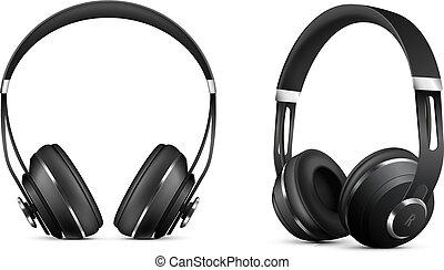 Wireless Headphones Set