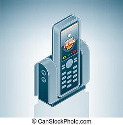 Wireless Internet Videophone