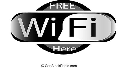 Wireless Network Symbol wifi icon