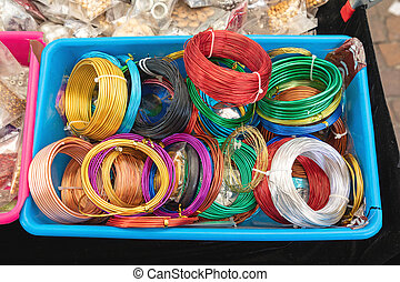 Wires in Box