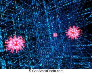 wirus, komputer