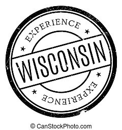 Wisconsin rubber stamp
