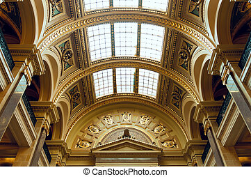 Wisconsin State Capitol Building West Gallery