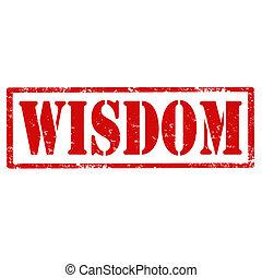 Wisdom-stamp