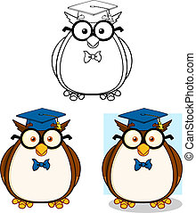 Wise Owl Teacher 2. Collection Set