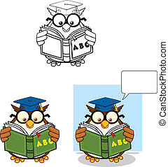 Wise Owl Teacher 5. Collection Set