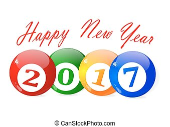 Wishes for the New Year 2017