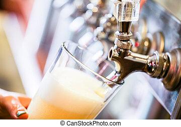 wisselbrief, bier