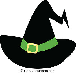 Witch Hat - A basic witch's hat.