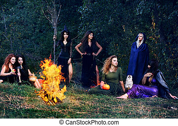 witches on the Sabbath