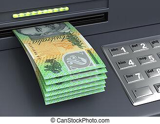 Withdrawal Australian Dollar