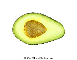 witte , avocado, vrijstaand
