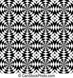 witte , black , seamless, achtergrond