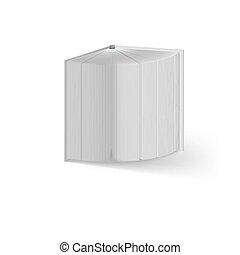 witte , boek