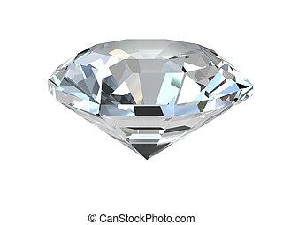 witte , diamant, vrijstaand