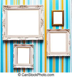witte , frame.