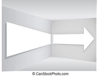 Hoek kamer lege stock illustratie zoek naar clipart tekeningen en eps grafische beelden - Witte kamer en fushia ...