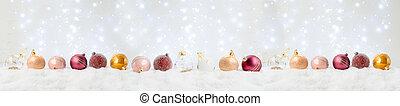witte kerst, sneeuw