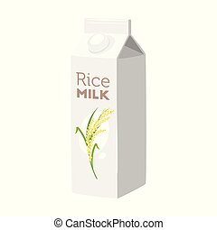 witte , melk, achtergrond, pictogram