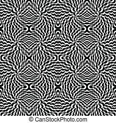 witte , optisch, black , effect, achtergrond