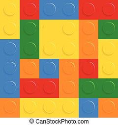 witte , vector, blok, achtergrond