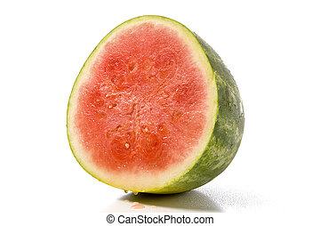 witte , watermeloen