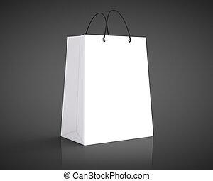witte zak