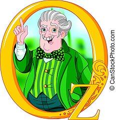 Wizard of Oz. Wizard of Oz illustration