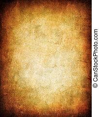 wizerunek, albo, grunge, tekst, przestrzeń, tło