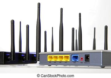 wlan, router