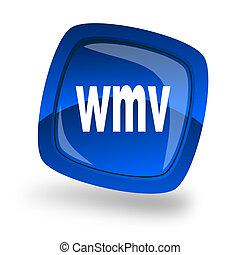 wmv file internet icon