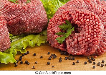 wołowina, gruntowy