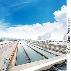 woda, łatwość, czyszczenie, outdoors