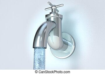 woda kielich