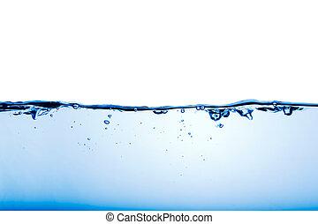 woda marszczenie się wody