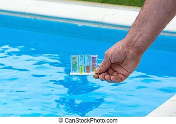 woda, Probierczy, kałuża