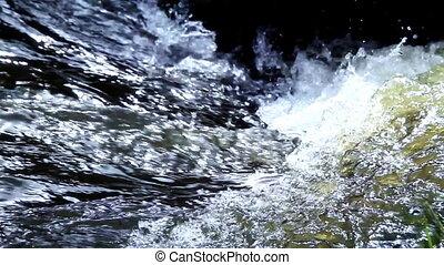 woda, tło