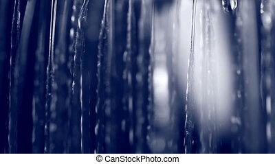 woda upadek