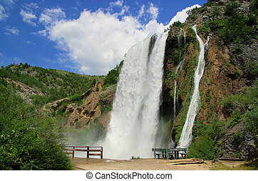 wodospad, krcic, 04