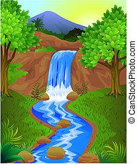 wodospad